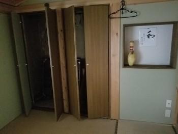 和室クローゼット
