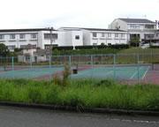 阿蘇いこいの村テニスコート