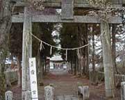 霜神社(霜宮)
