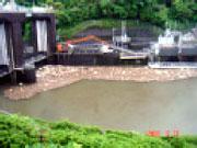 河川の不法投棄