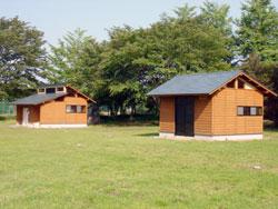 森の体験交流施設