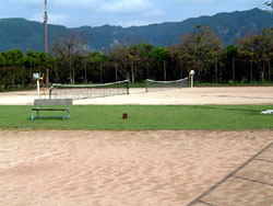 阿蘇市一の宮運動公園