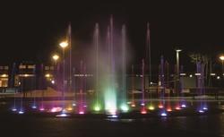 阿蘇駅前噴水広場