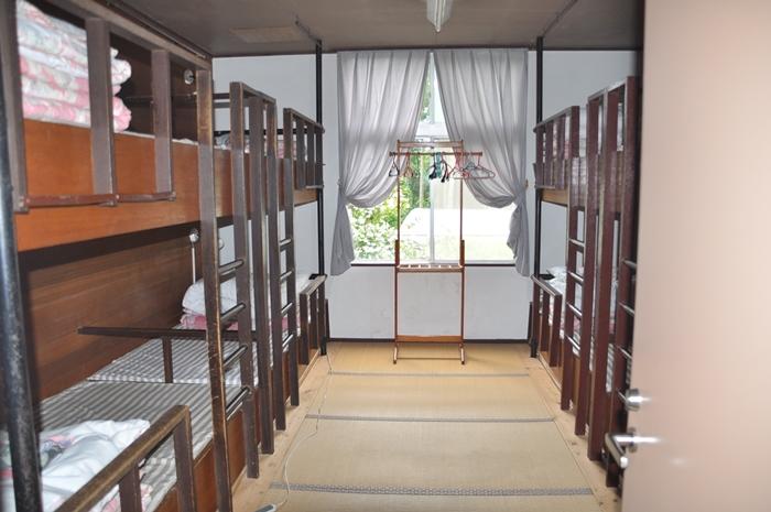阿蘇ユースホステル宿泊室の写真