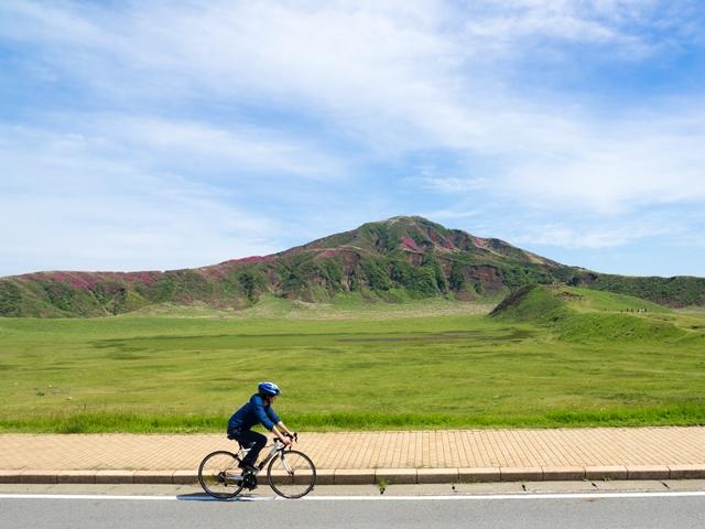烏帽子岳の写真