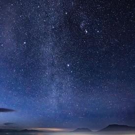 大観峰夜景